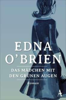 Edna O'Brien: Das Mädchen mit den grünen Augen, Buch