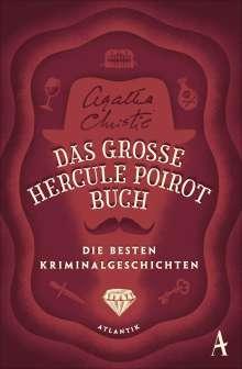 Agatha Christie: Das große Hercule-Poirot-Buch, Buch