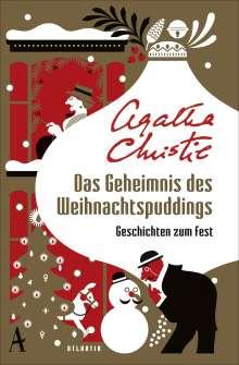 Agatha Christie: Das Geheimnis des Weihnachtspuddings, Buch