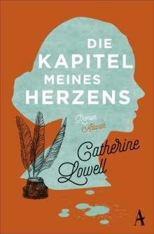Catherine Lowell: Die Kapitel meines Herzens, Buch