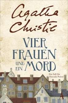 Agatha Christie: Vier Frauen und ein Mord, Buch
