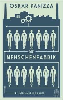 Oskar Panizza: Die Menschenfabrik, Buch