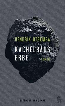 Hendrik Otremba: Kachelbads Erbe, Buch