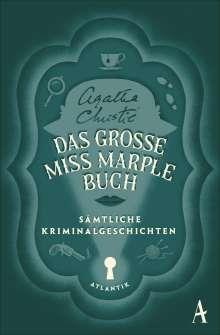 Agatha Christie: Das große Miss-Marple-Buch, Buch
