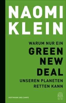 Naomi Klein: Green New Deal, Buch