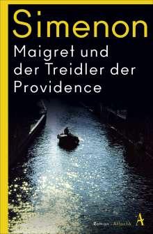Georges Simenon: Maigret und der Treidler der Providence, Buch