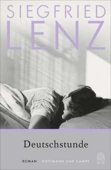 Siegfried Lenz: Deutschstunde, Buch