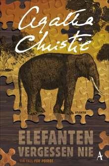 Agatha Christie: Elefanten vergessen nie, Buch