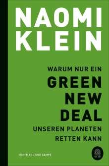 Naomi Klein: Warum nur ein Green New Deal unseren Planeten retten kann, Buch