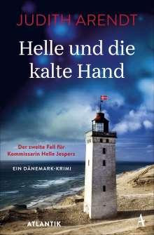 Judith Arendt: Helle und die kalte Hand, Buch
