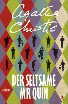 Agatha Christie: Der seltsame Mr Quin, Buch