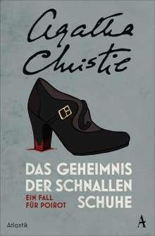 Agatha Christie: Das Geheimnis der Schnallenschuhe, Buch