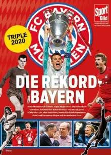 Die Rekord-Bayern, Buch