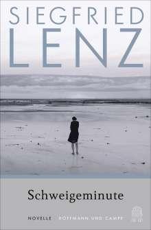 Siegfried Lenz: Schweigeminute, Buch