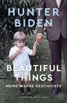 Hunter Biden: Beautiful Things, Buch