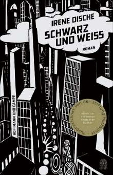 Irene Dische: Schwarz auf Weiß, Buch