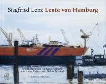 Siegfried Lenz: Leute von Hamburg, Buch