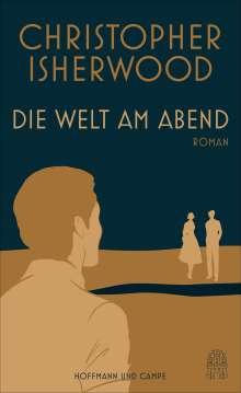 Christopher Isherwood: Die Welt am Abend, Buch