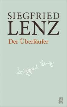 Siegfried Lenz: Der Überläufer, Buch