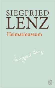Siegfried Lenz: Heimatmuseum, Buch