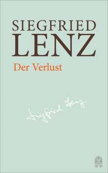 Siegfried Lenz: Der Verlust, Buch