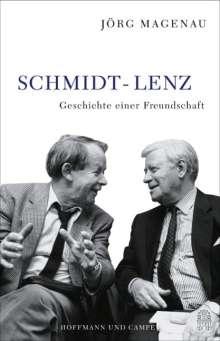 Jörg Magenau: Schmidt - Lenz, Buch