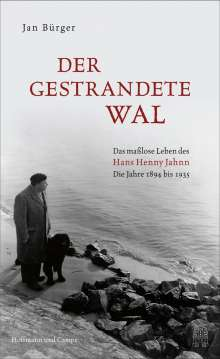 Jan Bürger: Der gestrandete Wal, Buch