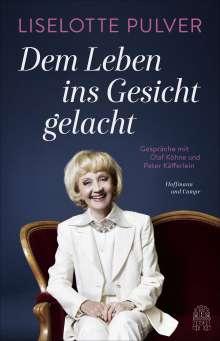 Peter Käfferlein: Dem Leben ins Gesicht gelacht, Buch