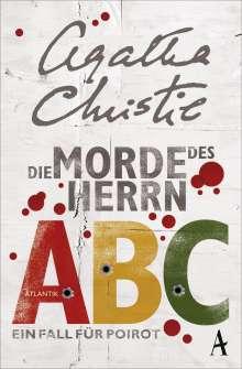 Agatha Christie: Die Morde des Herrn ABC, Buch
