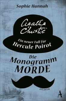 Sophie Hannah: Die Monogramm-Morde, Buch