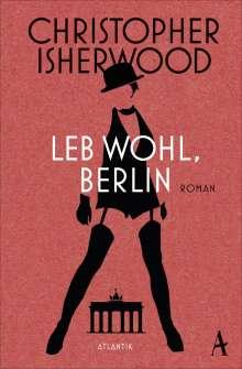 Christopher Isherwood: Leb wohl, Berlin, Buch