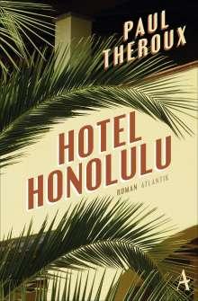 Paul Theroux: Hotel Honolulu, Buch