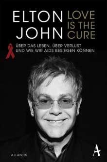 Elton John: Love is the Cure, Buch