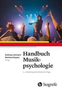 Handbuch Musikpsychologie, Buch