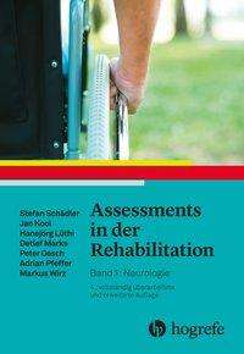 Stefan Schädler: Assessments in der Rehabilitation, Buch