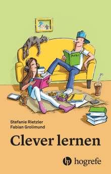 Stefanie Rietzler: Clever lernen, Buch