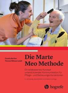 Claudia Berther: Die Marte Meo Methode, Buch