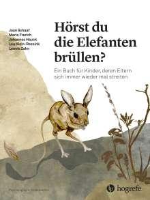 Joan Schaaf: Hörst du die Elefanten brüllen?, Buch