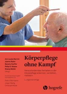 Ann Louise Barrick: Körperpflege ohne Kampf, Buch