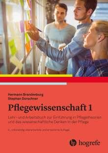 Pflegewissenschaft 1, Buch