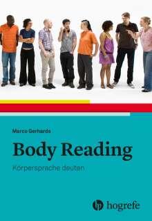 Marco Gerhards: Body Reading, Buch