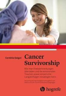Cordelia Galgut: Cancer Survivorship, Buch