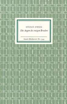 Stefan Zweig: Die Augen des ewigen Bruders, Buch