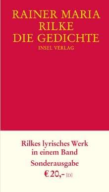 Rainer Maria Rilke: Die Gedichte, Buch