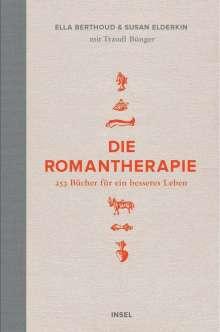 Ella Berthoud: Die Romantherapie, Buch