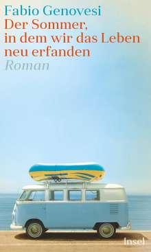 Fabio Genovesi: Der Sommer, in dem wir das Leben neu erfanden, Buch