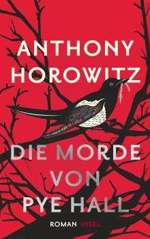 Anthony Horowitz: Die Morde von Pye Hall, Buch