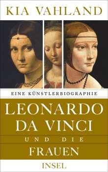 Kia Vahland: Leonardo da Vinci und die Frauen, Buch