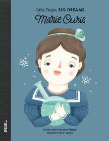 Isabel Sánchez Vegara: Marie Curie, Buch