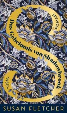 Susan Fletcher: Das Geheimnis von Shadowbrook, Buch